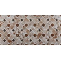 Buy cheap Small Outdoor Mosaic Italian Floor Tiles Companies from wholesalers