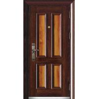 Buy cheap Interior Wrought Iron Or Steel Security Entry Doors from wholesalers