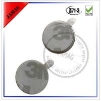 Buy cheap Disc strong self adhesive magnet wholesale from wholesalers