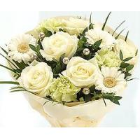 Buy cheap Flowers Aquapack Bouquet of White Flowers from wholesalers