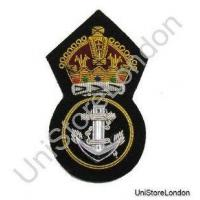 Buy cheap Badge Navy Petty Officers Cap Badge Kings Crown R1330 from wholesalers