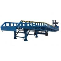 Buy cheap Mobile Hydraulic Dock Ramp for Container and Van Truck Loading and Unloading from wholesalers