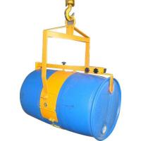 Buy cheap Crane Mounted or Chain or Sling Drum Lifters to Handle One or More Oil Drum At the Same Time from wholesalers