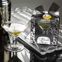 Buy cheap Martini Glass Gel Candle from wholesalers