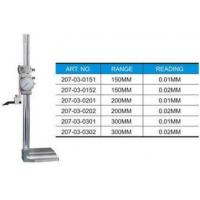 Buy cheap DIAL HEIGHT GAUGE,STAINLESS STEEL from wholesalers