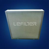 Buy cheap Final Filtration cabin air filter(Combined HEPA Filters) from wholesalers