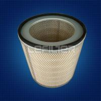 Buy cheap Factory Price Pleated Dust Filter Cartridge from wholesalers