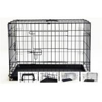 China Metal dog cages on sale