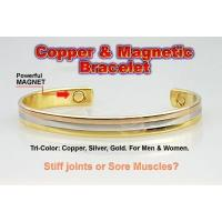 Buy cheap Copper & Magnetic Bracelet from wholesalers