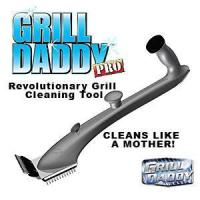 Buy cheap Grill Daddy Pro Steam Cleaner Scrubber Deluxe from wholesalers