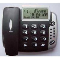 Buy cheap Talking Caller ID Speaker Phone with Large Display from wholesalers