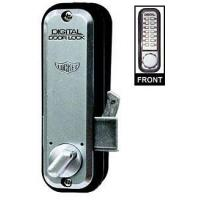 Buy cheap Sliding Glass Door Digital Door Lock Deadbolt from wholesalers