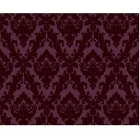 China Velvet Flock Wallpaper 95335825 on sale