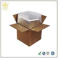 Buy cheap High Reflective Cool Shield 3D Bubble Foil Thermal Barrier Insulated Packaging Box Liner from wholesalers