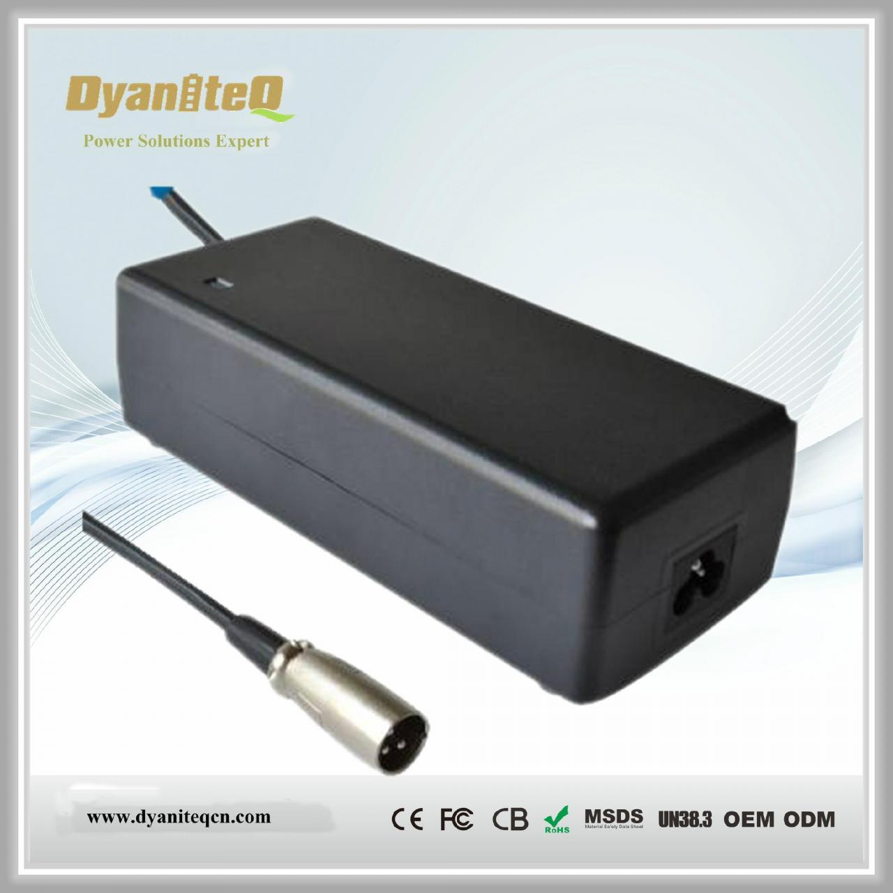 Buy cheap 10 Series Lipo Battery Charger 42V 2A with UL GS PSE CE from wholesalers