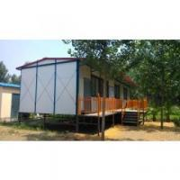 Buy cheap Flexible Prefabricated Accommodation , Durable Portable Accommodation Units from wholesalers