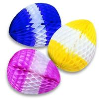 Easter Multi-Colored Eggs - Product #5009-3