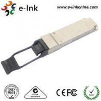 Buy cheap 4 CWDM Lanes SFP Optical Transceiver Module , Small Form Factor Pluggable Transceiver from wholesalers