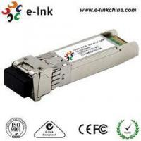 LC Optical Interface 1000base Lx / T SFP Transceiver Module Low Power Consumption