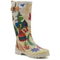 Buy cheap Chooka Women's Waterproof Rain Boots, Size: 6, Med Beige from wholesalers