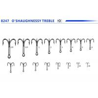 Buy cheap TREBLE/DOUBLE HOOK 8247 O'SHAUGHNESSY TREBLE from wholesalers
