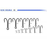 Buy cheap TREBLE/DOUBLE HOOK 8238 DOUBLE from wholesalers