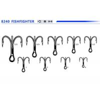 Buy cheap TREBLE/DOUBLE HOOK 8240 FISHFIGHTER from wholesalers