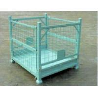 Buy cheap Storage Stackable Warehouse Logistics Storage Equipment Logistic Cage Logistic Box from wholesalers