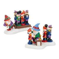 Buy cheap Dept 56North Pole VillageNutcracker Delivery (56.56842) by Department 56 product