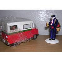 Buy cheap Dept. 56 Snow Village Special Delivery 2 piece 5917-7 product