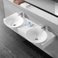 Buy cheap Solid Surface Countertop With Sink KKR-1547 from wholesalers