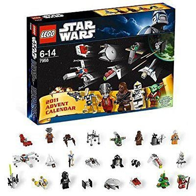 Quality Lego Star Wars Advent Calendar (7958) from LEGO for sale