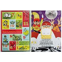 Buy cheap Trader Joes 2016 Milk Chocolate Christmas Advent Calendar (Pack of 2 Assorted Designs) from wholesalers