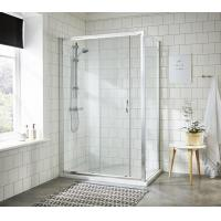 Buy cheap Fairford 5mm, 1200 x,800mm Sliding Shower Enclosure from wholesalers