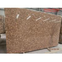 Buy cheap Giallo Fiorito Granite Slabs Tombstones from wholesalers