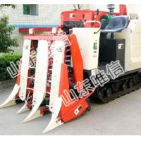 Buy cheap Half Feed Rice Combine Harvester from wholesalers