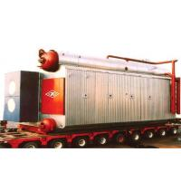 SZS Series Oil-fired, Gas-fired, Steam/Hot Water Boiler