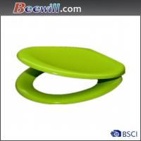 Buy cheap Quick Release Soft Close Toilet Seat Green Color from wholesalers