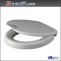 Buy cheap Duroplast soild rasied toilet seat for disabled from wholesalers