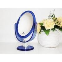 Buy cheap Chrome Fog free shaving mirror with a razor holder from wholesalers