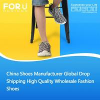 China Shoes Manufacturer Global Drop Shipping High Quality Wholesale Fashion Shoes