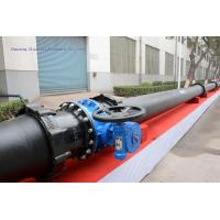 Buy cheap Self-anchored Joint ductile iron pipes from wholesalers