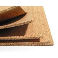 Buy cheap High Density Cork Sheets from wholesalers