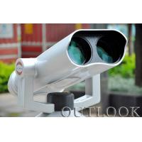 Buy cheap 25x100 YJ-3 big high powered telescopes,Coin Operated Binoculars brand from wholesalers
