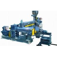 Buy cheap pvc granule plastic extrusion machine from wholesalers