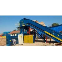 Buy cheap Waste Paper Baling Machine from wholesalers