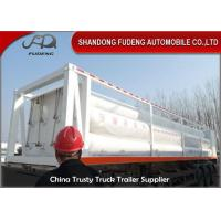 Buy cheap Oxygen Gas Cylinder CNG Trailer, Tube Bundle 60 Tons Gas Tank Semi Trailer from wholesalers