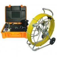 CCTV drain survey inspection camera, 60m cable FLX-128REKC