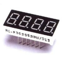 Buy cheap LED 0.4inch Quadruple Digit 7 Segment Display from wholesalers