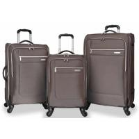 Buy cheap 4 Wheel Softside EVA Luggage Set Zipper Travel Suitcase from wholesalers